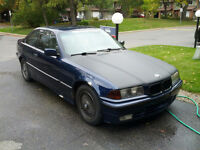 1993 BMW 3-Series 325is Coupe (2 door)