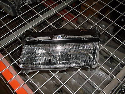 - New OEM Headlight Head Light Lamp Headlamp 90 91 Grand Prix 4Dr Pontiac