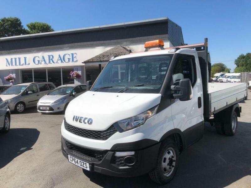 2015 64 Iveco Ford Daily 2 3 35c13 130 Bhp Tipper Diesel In