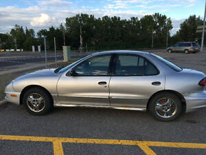2005 Pontiac Sunfire SL Sedan