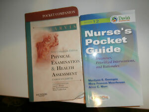 PRACTICAL NURSING BOOKS Kitchener / Waterloo Kitchener Area image 1