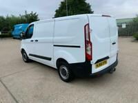 Ford Transit Custom 2.0TDCi 280 L1H1,68REG, EURO6, FOR SALE NO VAT TO PAY
