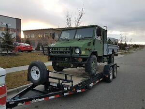 Western Star Ex Military Army Truck