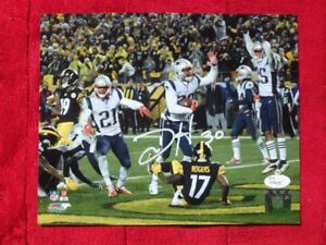 Duron Harmon New England Patriots Signed 10x8 Photo W/COA