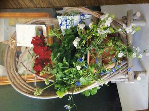 Willow furniture, planters arbors and more Regina Regina Area image 10