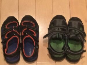 Boys Sandals - size 34 and 35 (size 3 and 3.5)