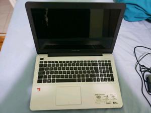 Asus X555Q Laptop AMD A10-9620P