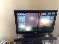"Samsung 37""HD tv"