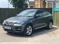 null BMW X6 3.0 30d xDrive 5dr
