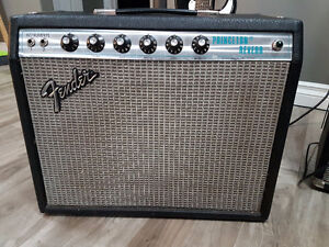1976  Fender Princeton Reverb Silver Face - NOT A REISSUE!!!