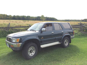 1995 Toyota 4runner Sequoia