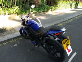 AJS TN12 125CC 2017 1 Owner Motorbike