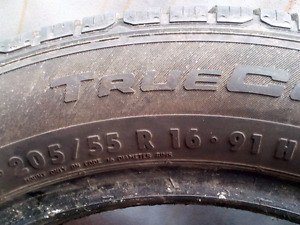 Summer tires 16 inch