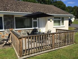 Holiday cottage bungalow West Wales