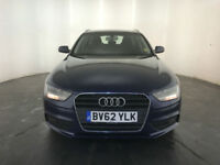2012 62 AUDI A4 SE TDI ESTATE DIESEL 1 OWNER AUDI SERVICE HISTORY FINANCE PX