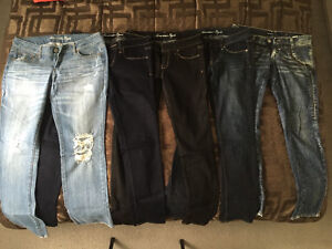 JEANS - American Eagle and Miss Sixty - only 10$ each!! West Island Greater Montréal image 2