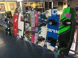 O'Brien wakeboard and surfboard sale