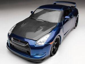 Fast & Furious - Brian's Nissan Skyline GT-R (R35) 1:24 Scale Diecast Model