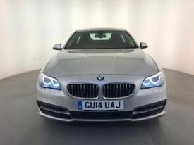 2014 BMW 525D SE DIESEL AUTOMATIC 1 OWNER SERVICE HISTORY FINANCE PX WELCOME