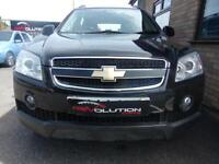 2009 CHEVROLET CAPTIVA LT VCDI 7 SEATER ESTATE DIESEL