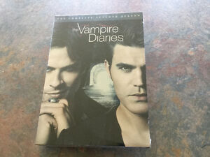 The Vampire Diaries (The Complete Seventh Season) DVD