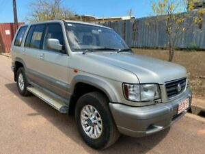HOLDEN JACKAROO 4x4 7 SEATER Winnellie Darwin City Preview