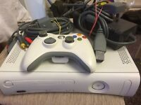 Xbox 360 console 20gb all ready to play