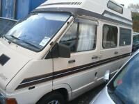 1985 RENAULT TRAFIC AS CAMPER