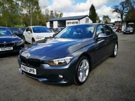 image for 2012 BMW 3 Series 2.0 320D EFFICIENTDYNAMICS 4d 161 BHP Saloon Diesel Manual