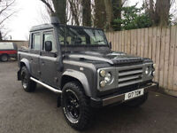 1999 Land Rover 110 Defender 2.5 Td5 DOUBLE CAB PICKUP STUNNING 4X4 P/X
