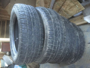 275/60r20 Artic Claw Tires