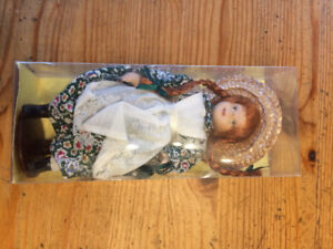 Porcelain 7 in heritage edition Anne of Green Gables doll