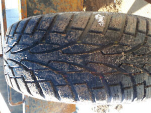 215/60/16 Four Uniroyal Tiger Paw WINTER TIRES $200