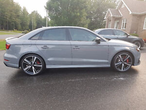 Audi rs3 Sedan 2018 1000km 1TAXE