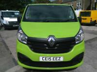 2015 RENAULT TRAFIC VAN ENERGY SL27 dCi BUSINESS + 120ps