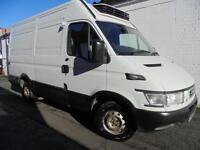 Iveco Daily 2.3TD / REFRIGERATED VAN / 1 OWNER / MWB HIGH ROOF / 2006