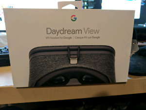 Google dream vr headset used maybe five times