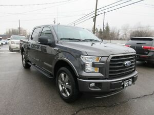 2015 Ford F-150 XLT SuperCrew 5.5-ft. Bed 4WD Peterborough Peterborough Area image 6