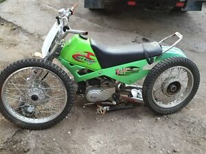 Baja Dirt Runner 90 parts bike