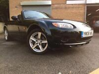 2008 08 MAZDA MX-5 1.8 I 2D 1 OWNER FROM NEW