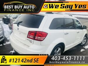 2010 Dodge Journey AWD 4dr R/T 7 passenger LEATHER SEATS