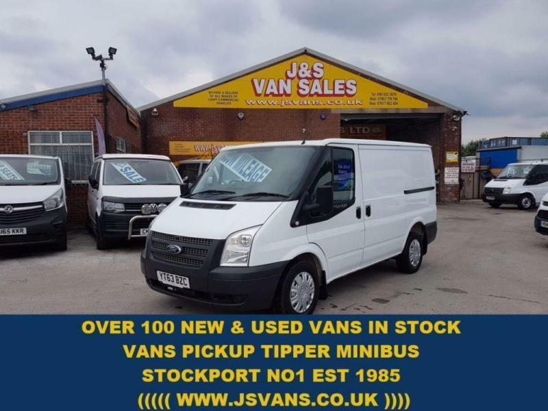 2013 63 FORD TRANSIT FORD TRANSIT SWB LOW TOP 2013/63 REG ONLY 48000 MLS FREE WA