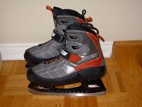 patins à glace bauer gr 9
