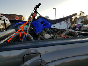1996 Yamaha yz trade