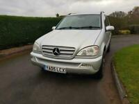 2005Mercedes-Benz ML270 2.7TD CDI auto Special Edition