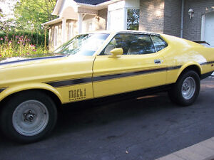 ***   Ford MUSTANG 1973 - MACH 1   ---