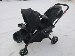 Contours Options Double Stroller