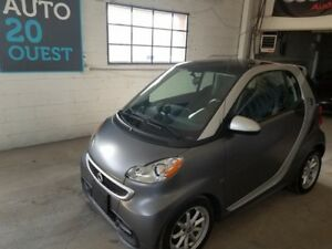 Smart fortwo electric drive 2dr Cpe Passion 2014