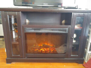 Fireplace electrical $150