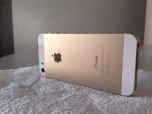 Rogers IPhone 5S 16GB White & Gold